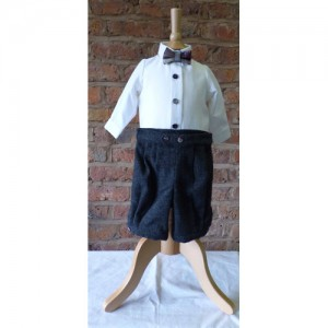 Little boy's knickerbocker outfit