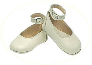 Bea leather baby shoes