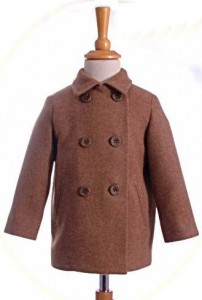 traditional boy's coats
