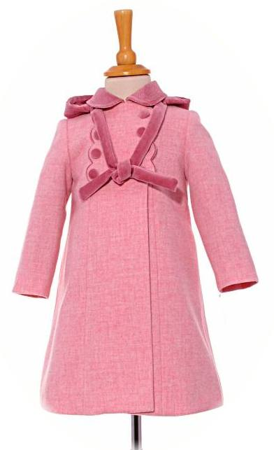 This down-filled winter coat by Seeduck is a perfect pick for your style queen to wear to school. The extra long coat will keep her cozy and the oversized hood will keep her cute chubby cheeks from catching a chill at the bus stop.