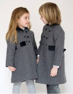 Child's traditional coat