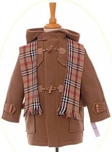 Classic duffel coat