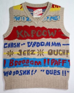 Child's Kapoow tank top front