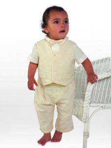 Little Darlings' Maxwell suit