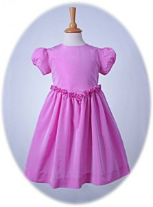 Child's party dress