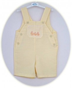 Baby's dungarees
