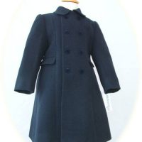 child's classic coat