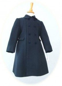 child's classic coat
