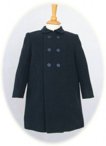 Child's traditional coats