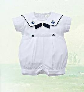 Baby's romper suit
