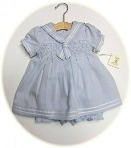 Baby's sailor dress