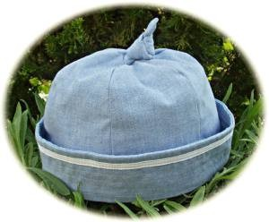 Baby boy's sun hat