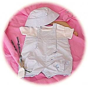Baby's summer suit