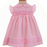 Dress for a newborn baby