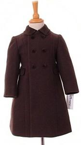 Classic children's coats