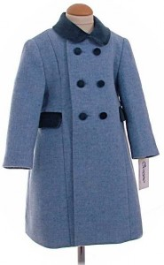 Children's traditional coats