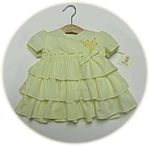 Baby's spring dress