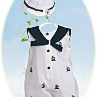 Baby boy's sailor suits