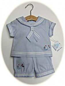 Babies' sailor suits