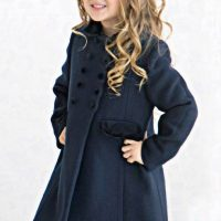 Girls' winter coats