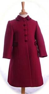 Girl's traditional coats