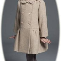 Girl's coat from Hucklebones