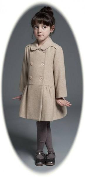 Girl's coat from Hucklebones