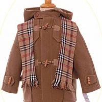 Child's classic duffle coat