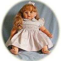 Babies' hand smocked dresses