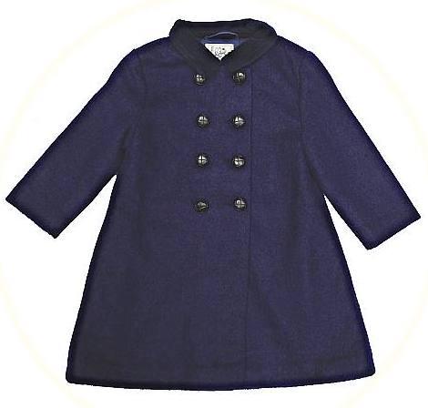 Perry coat by Elfie