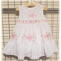 Baby girl's summer dress