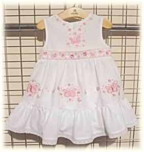 Baby girl's summer dress