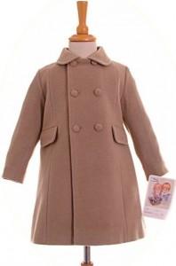 Boy's traditional winter coat