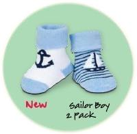 Baby's sailor socks