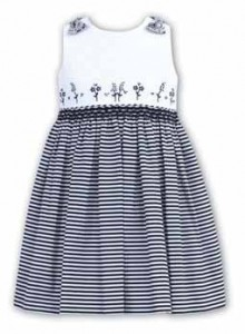 Little girl's dress from Sarah Louise