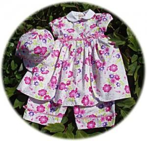 Little girl's dresses