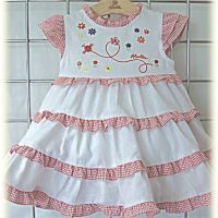 Toddler's summer dress