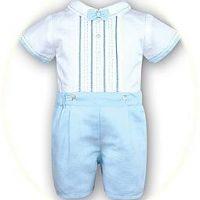 Baby boy's suit