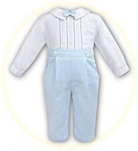 Baby boy's smart suit